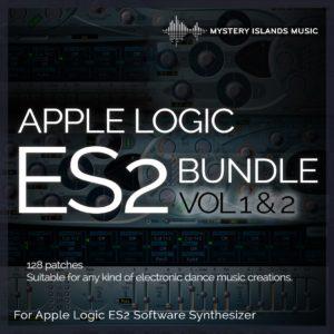 apple logic es2 volume 1 and 2 soundset