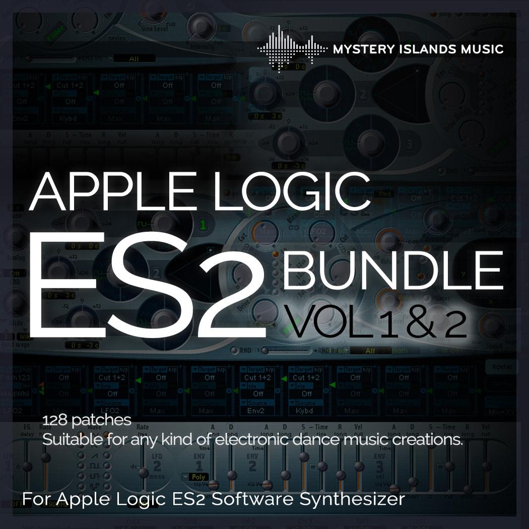 Apple Logic ES2 Soundset Vol 2 FINISHED !