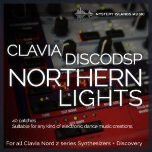 clavia discodsp northern lights soundset