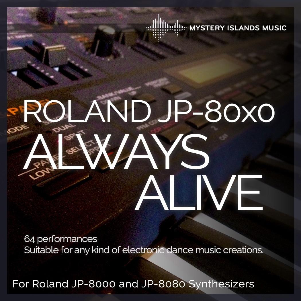 roland jp 80x0 always alive soundset