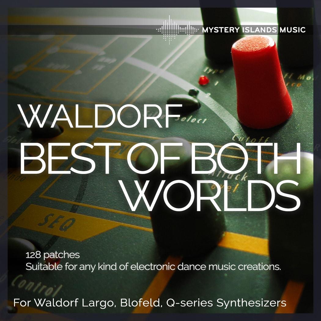 waldorf best of both worlds soundset