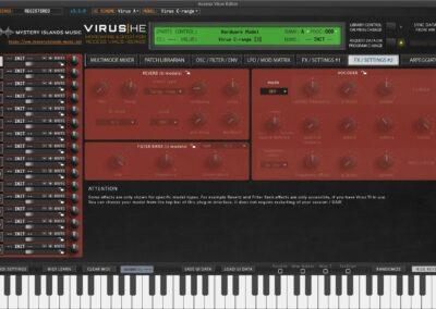 access virus editor effects 2 va