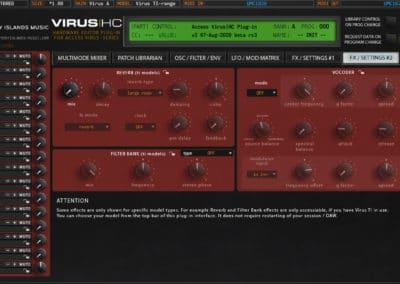 access virushc editor v2 beta ti fx2 va