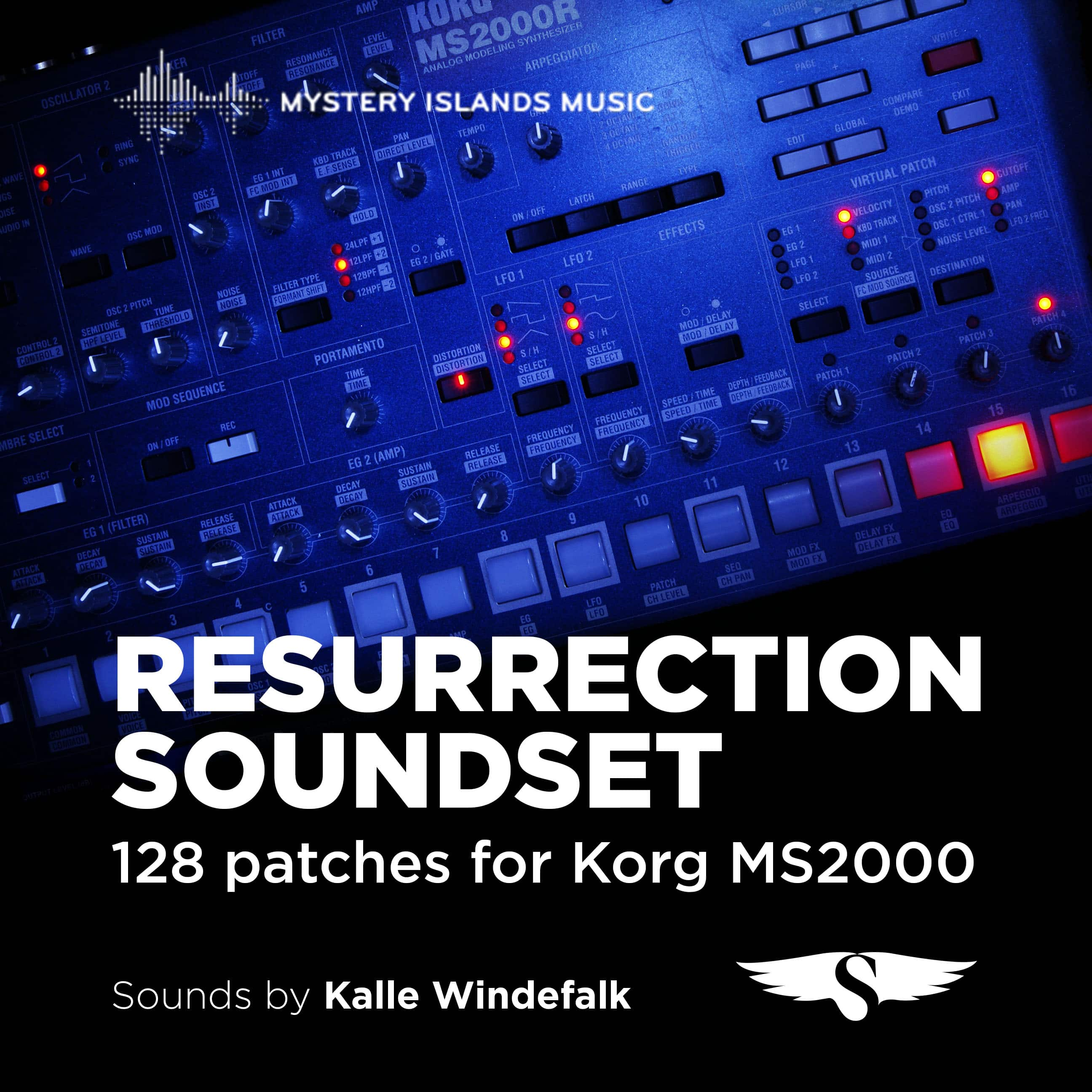 korg ms2000 resurrection soundset by seraphic music