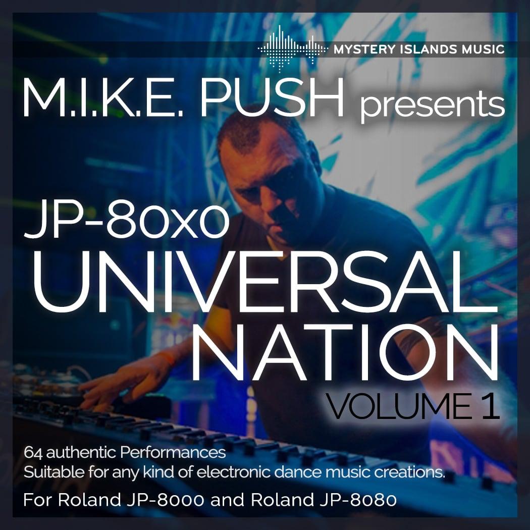 UniversalNationVol1