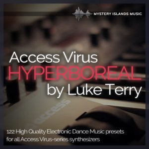 Access Virus Hyperboreal Soundset