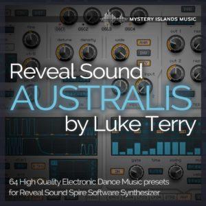 Reveal Sound Spire Australis Soundset