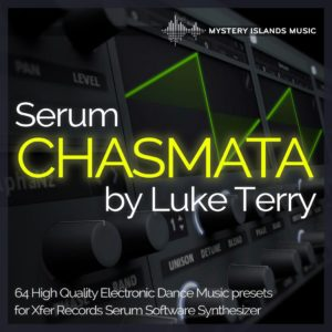 Xfer Serum Chasmata Soundset