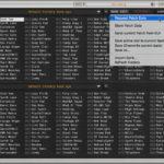 korg microkxr v121 librarian menu