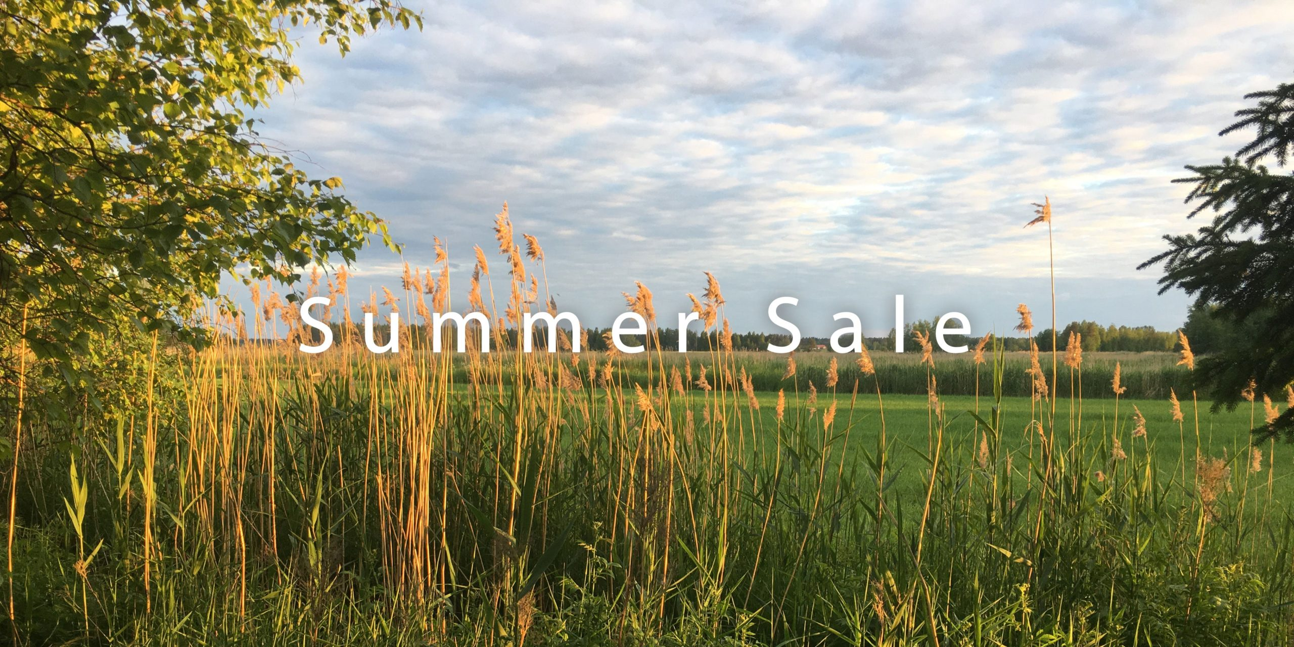 Summer Sale 2017 + Little Updates