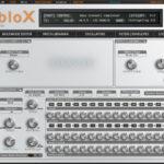 waldorf blox effects arp white