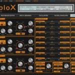 waldorf blox lfo modmatrix black