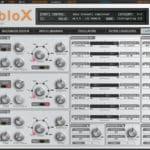 waldorf blox lfo modmatrix white