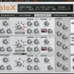 waldorf blox oscillators white