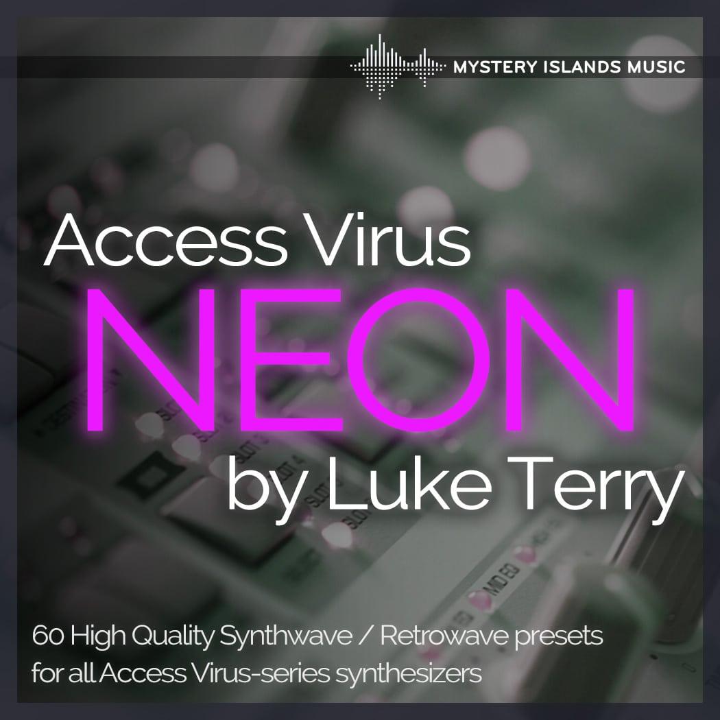 Luke Terry Hyperboreal Access Virus Soundset