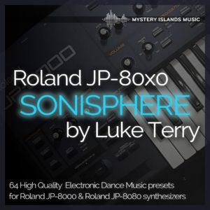 Roland JP-8000/8080 Sonisphere Soundset