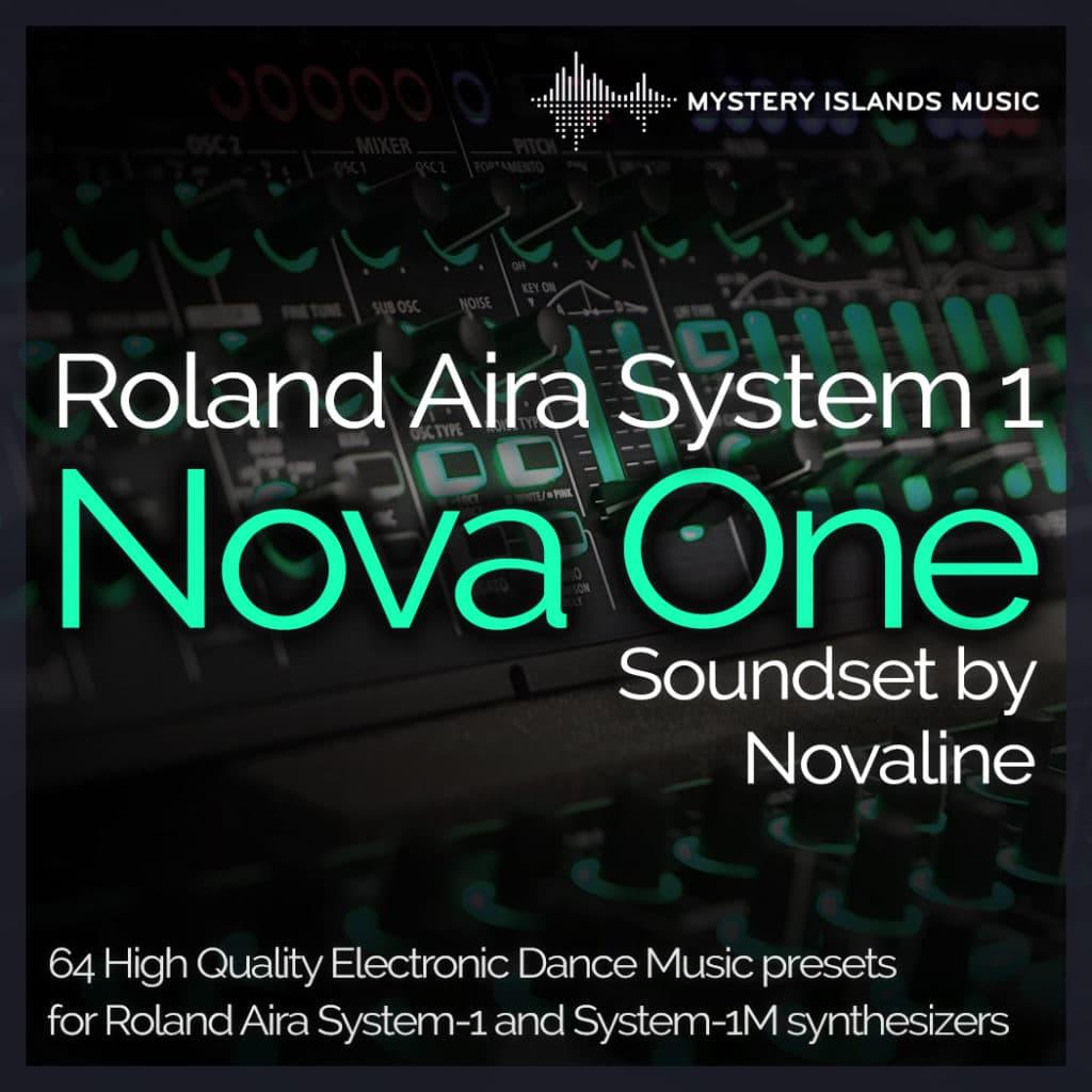 Novaline System 1 Nova One Soundset