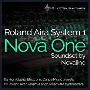 Roland System 1 Nova One Soundset
