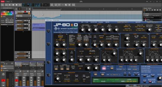Bitwig Studio Config 18