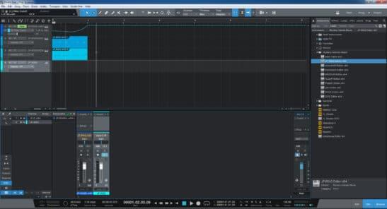 PreSonus Studio One Config 19