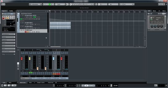Steinberg Cubase Config 22