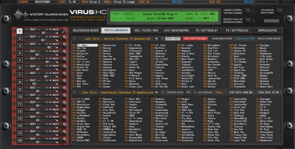 access virus editor v2 patch librarian virus a