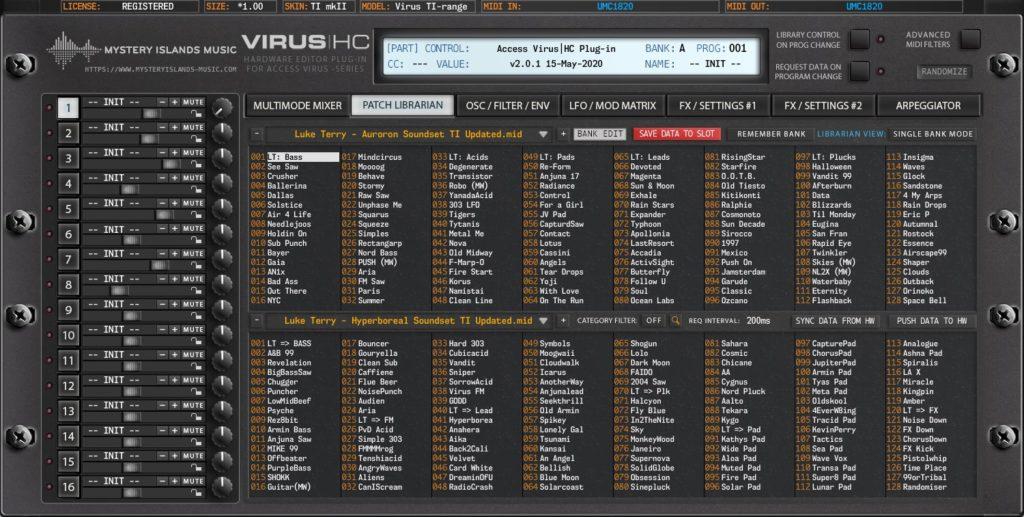 access virus editor v2 patch librarian virus ti2